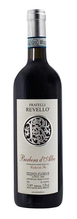 Barbera d'Alba Ciabot du re - Revello Fratelli