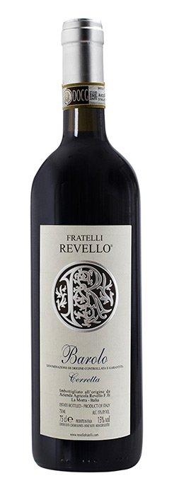 Barolo Cerretta - Revello Fratelli