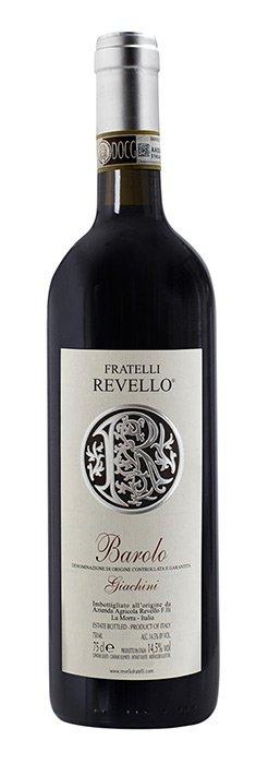 Barolo Vigna Giachini - Revello Fratelli